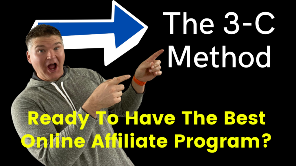 Ready to have the best online affiliate program